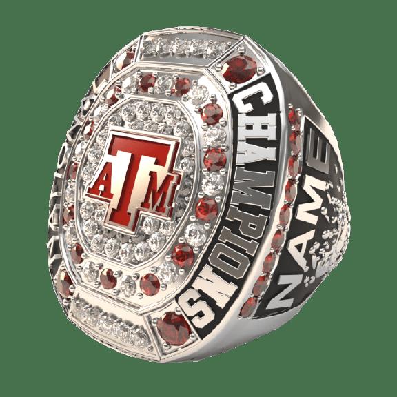 Texas A&M Custom Champions Ring